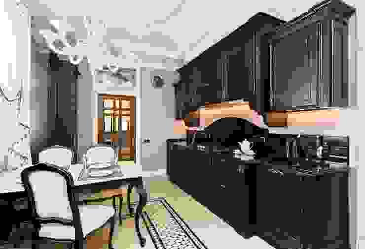 AGRAFFE design Dapur Klasik