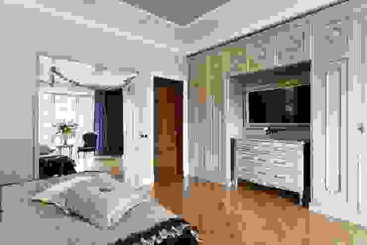 Kamar Tidur Klasik Oleh AGRAFFE design Klasik