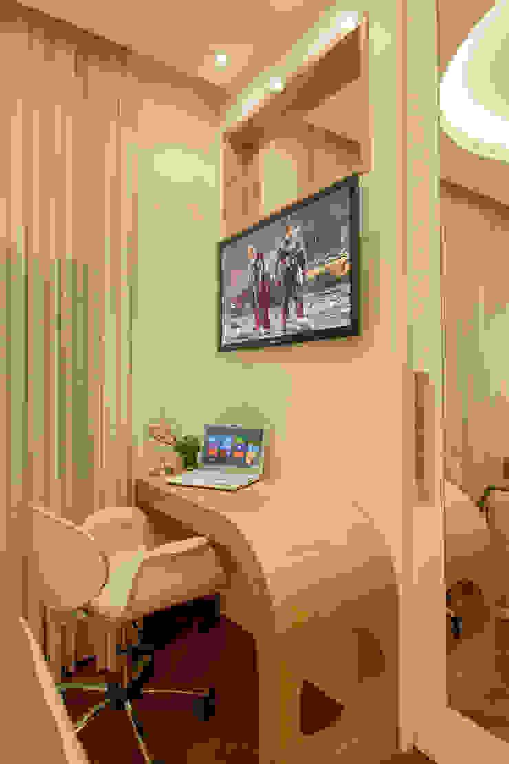 Arquiteto Aquiles Nícolas Kílaris Moderne Schlafzimmer