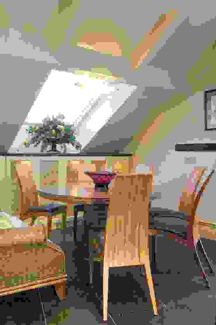 Квартира в г. Зеленоградске Столовая комната в классическом стиле от AGRAFFE design Классический