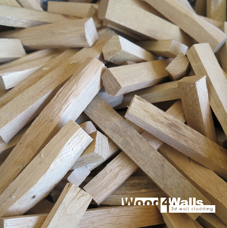 Wood4Walls | Productie: modern  door Nature at home , Modern