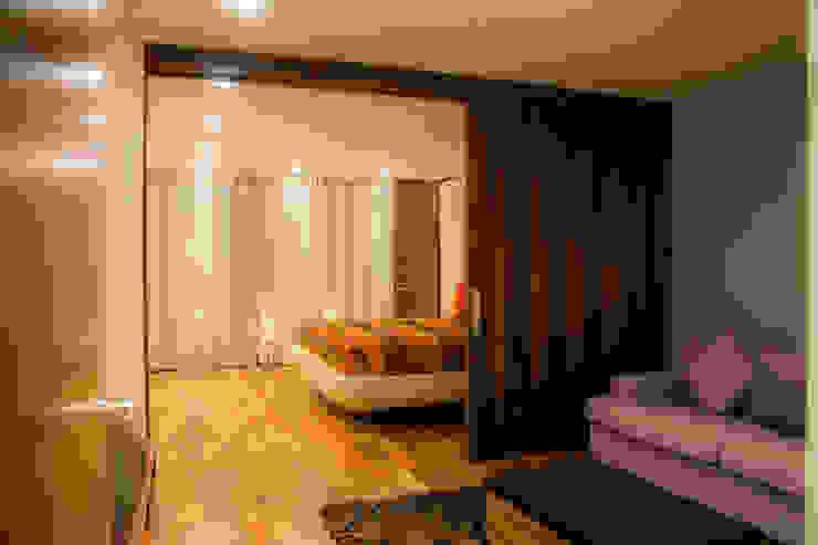Casa J&J Dormitorios modernos de [TT ARQUITECTOS] Moderno