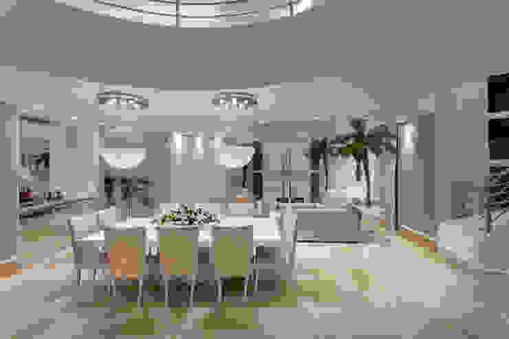 Arquiteto Aquiles Nícolas Kílaris Moderne Esszimmer