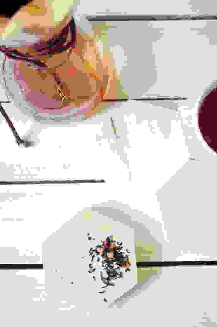 HEX – komplet dwóch podstawek od AnyTHING Manufacture of Wood Minimalistyczny