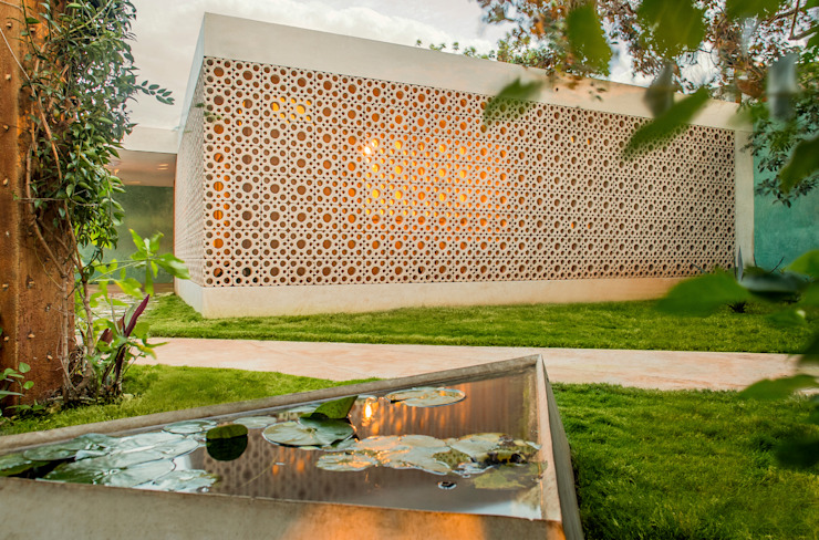 Moderne Häuser von TACO Taller de Arquitectura Contextual Modern