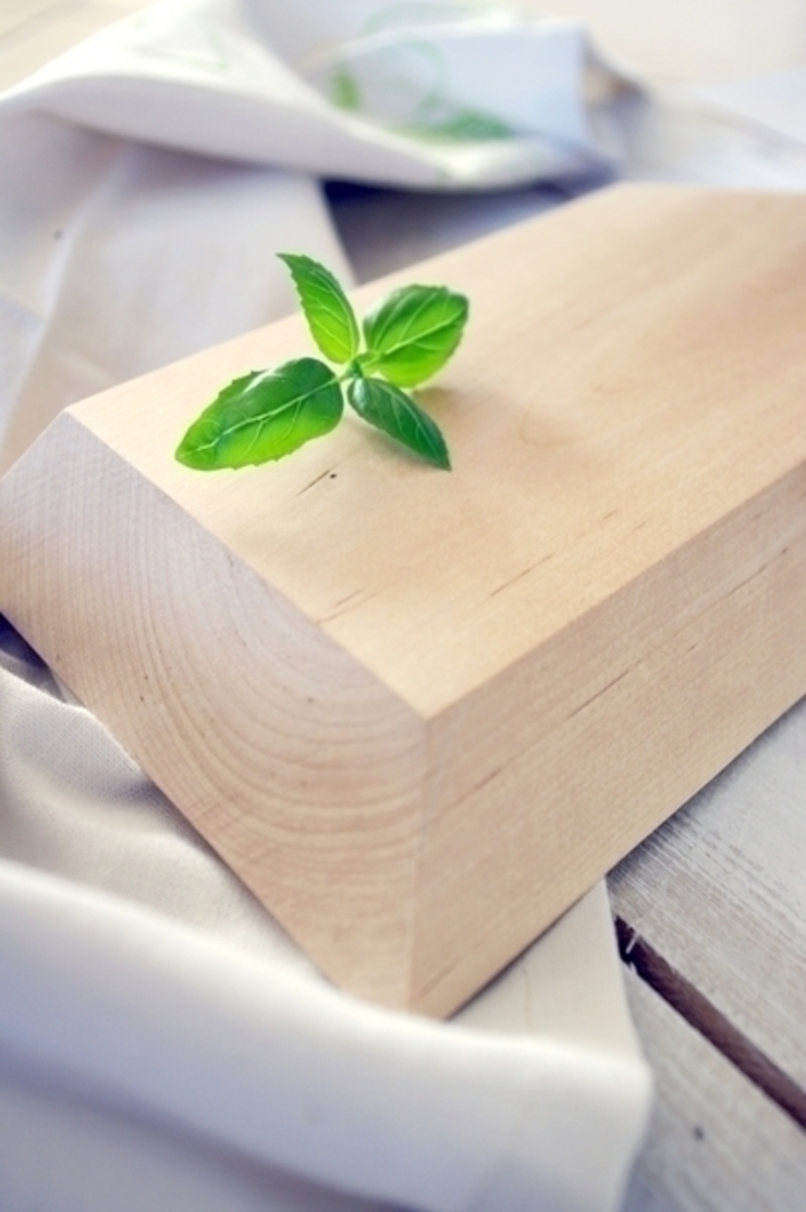 VINKEL – blok kuchenny, deska od AnyTHING Manufacture of Wood Minimalistyczny