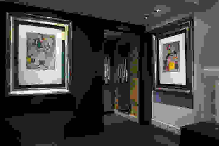 Modern Bedroom by ETNA STUDIO Modern Wood Wood effect