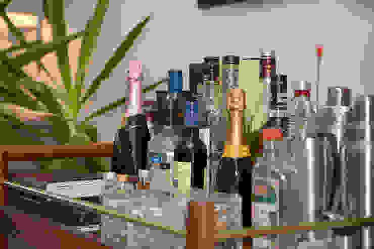 Drinks Trolley Ruth Noble Interiors Soggiorno classico