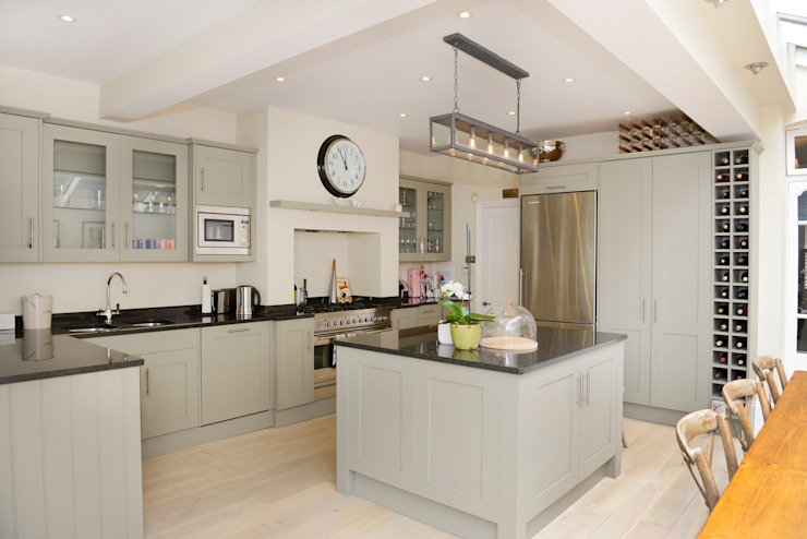Kitchen Ruth Noble Interiors CucinaIlluminazione