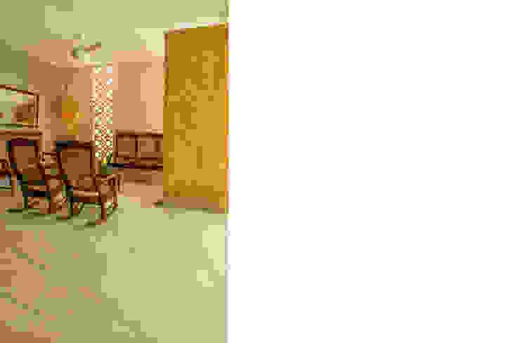Modern balcony, veranda & terrace by TACO Taller de Arquitectura Contextual Modern