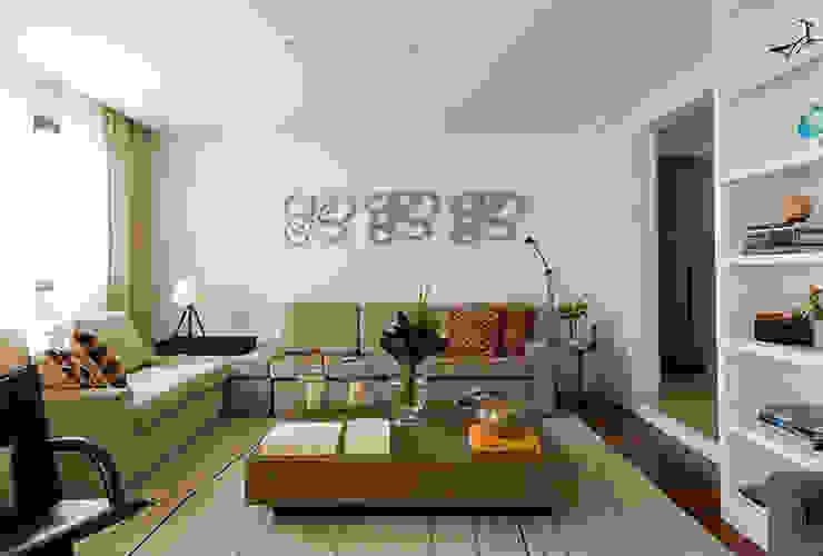Marcella Loeb Salas de estilo moderno