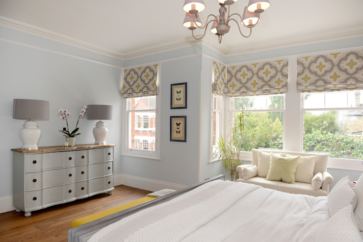 Family Home Moderne Schlafzimmer von Ruth Noble Interiors Modern