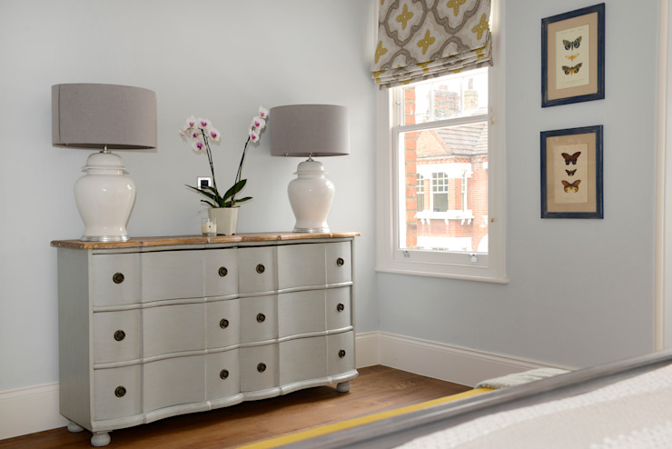 Family Home Ruth Noble Interiors BedroomDressing tables