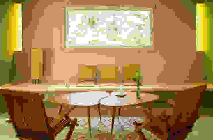 Livings modernos: Ideas, imágenes y decoración de TACO Taller de Arquitectura Contextual Moderno