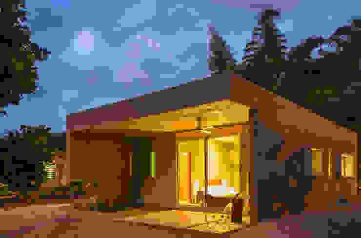Loft Vivero: Casas de estilo  por TACO Taller de Arquitectura Contextual, Moderno