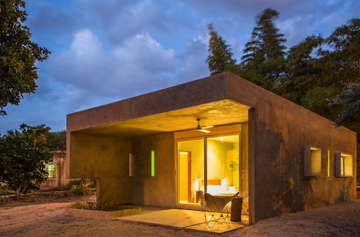 TACO Taller de Arquitectura Contextual Дома в стиле модерн