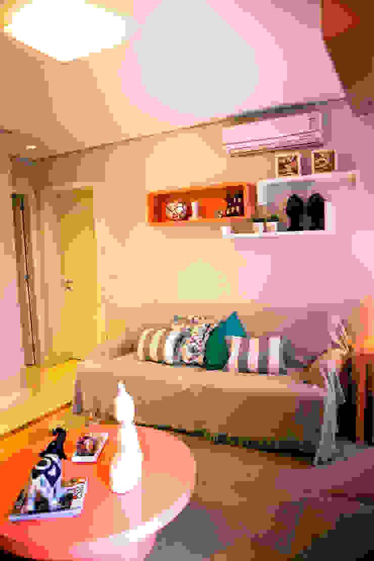 Estar íntimo Salas de estar modernas por INOVA Arquitetura Moderno
