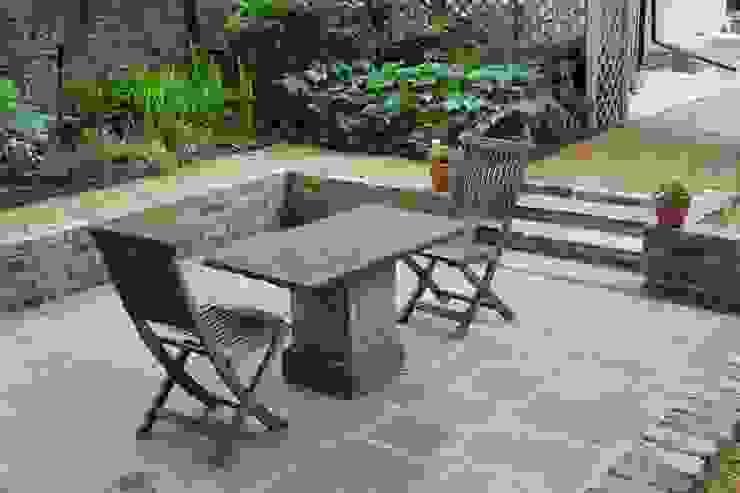 Sunken garden Greenmans Yard Klassieke tuinen