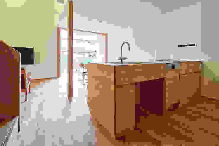 キッチン モダンな キッチン の ケンチックス一級建築士事務所 モダン