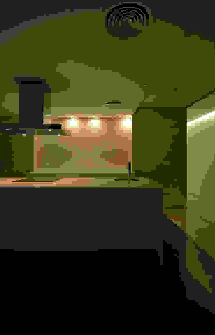 Reforma de vivienda en Córdoba Cocinas de estilo minimalista de CM4 Arquitectos Minimalista