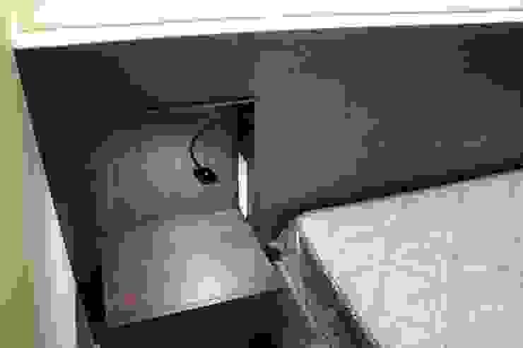 Detalle Cabecera cama de SMMARQUITECTURA Moderno