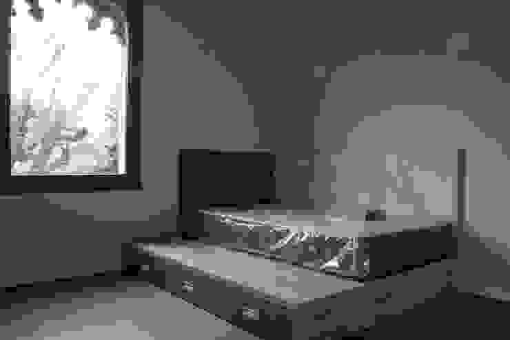 Habitación de SMMARQUITECTURA Moderno