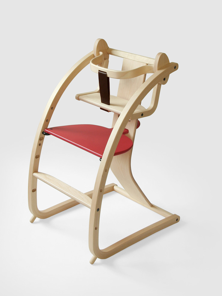 Bambini + baby set (STC-02): 佐々木デザインインターナショナル株式会社が手掛けた折衷的なです。,オリジナル