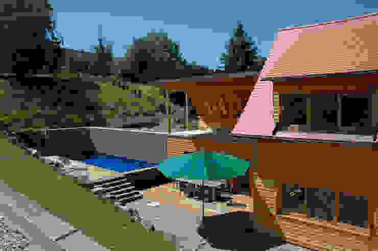 Nowoczesne domy od Kohlbecker Gesamtplan GmbH Nowoczesny