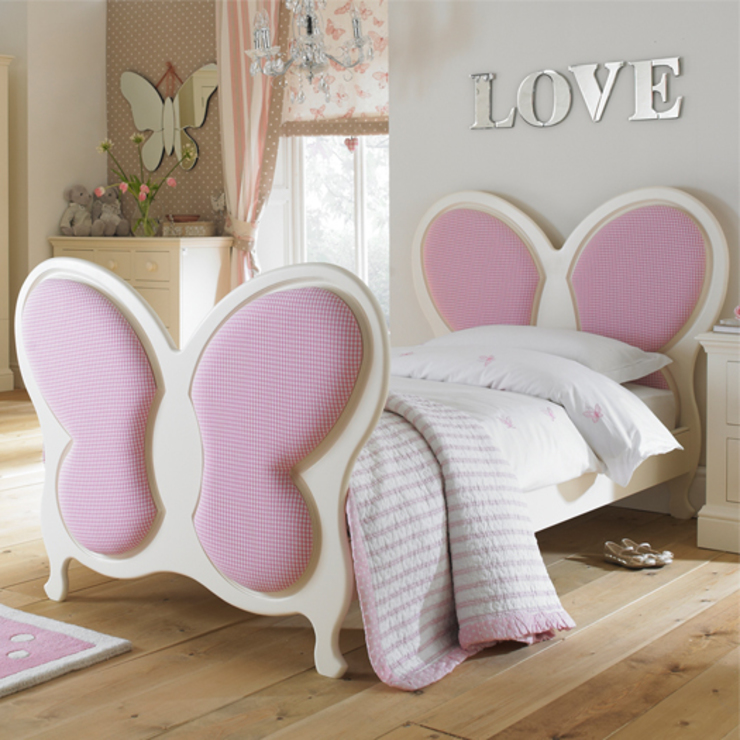Pick and Mix Jemima Butterfly Bed por Little Lucy Willow Campestre