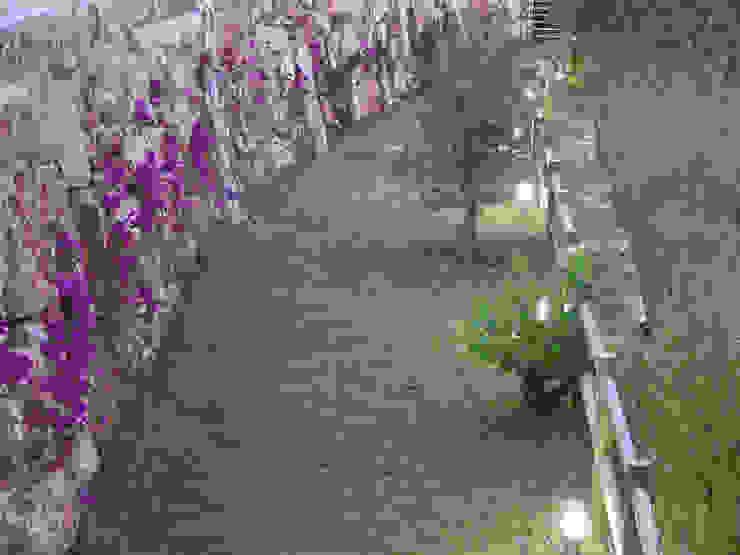 Vườn phong cách Địa Trung Hải bởi LANDSHAFT Địa Trung Hải