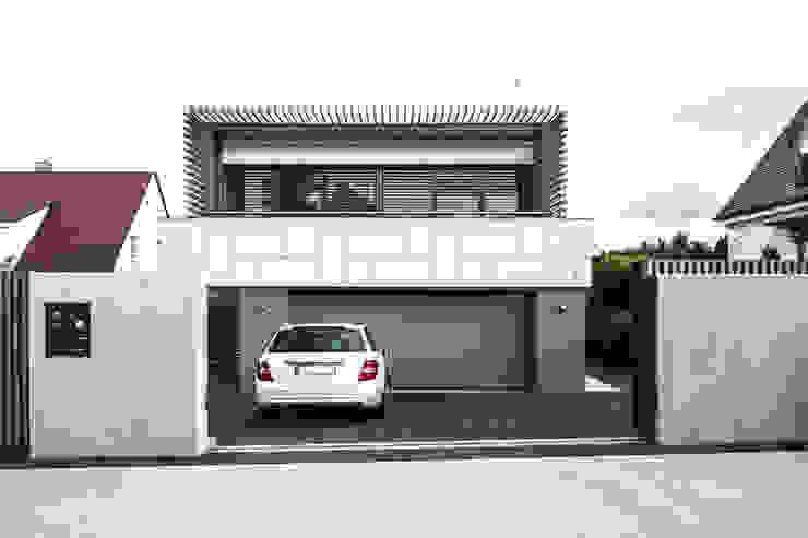 現代房屋設計點子、靈感 & 圖片 根據 Kohlbecker Gesamtplan GmbH 現代風