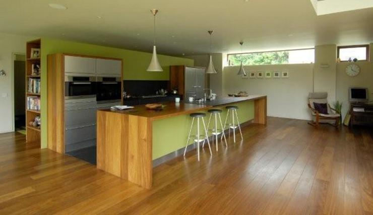 Kitchen Modern kitchen by Giles Jollands Architect Modern