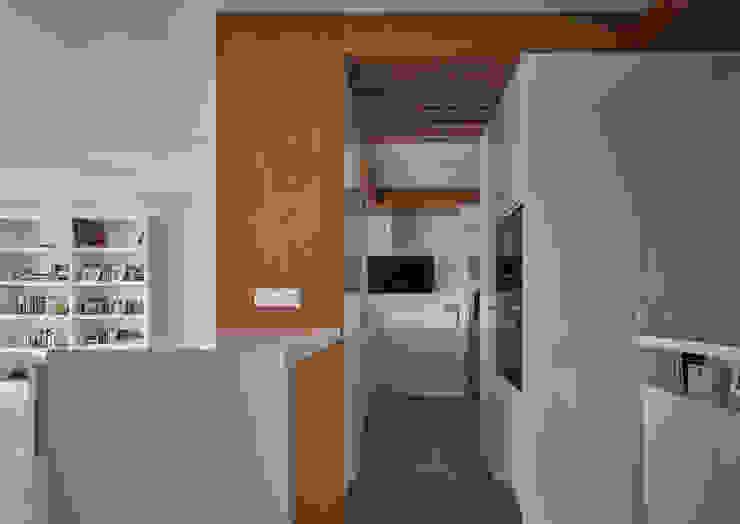 Cocina Cocinas modernas de CM4 Arquitectos Moderno