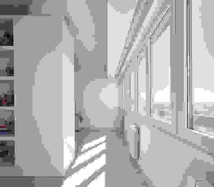 Ventanas y puertas de estilo  por CM4 Arquitectos
