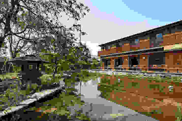 池泉 秦造園 オリジナルな 庭