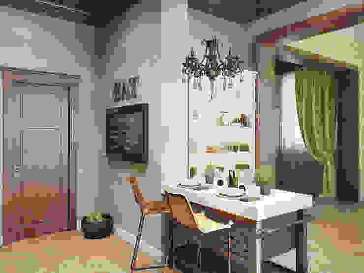 Студия дизайна интерьера Маши Марченко의  다이닝 룸, 에클레틱 (Eclectic)