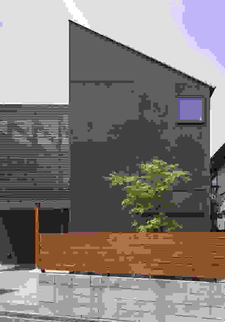 外観 モダンな 家 の アトリエ・ブリコラージュ一級建築士事務所 モダン