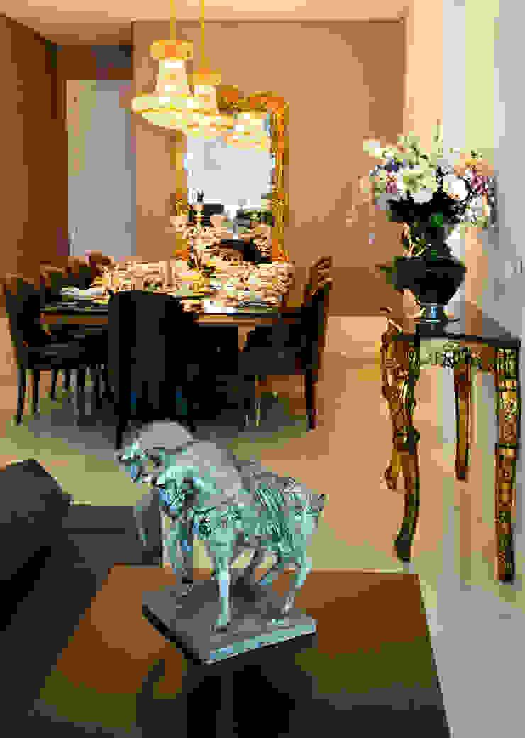 A31 Residência Salas de jantar ecléticas por Canisio Beeck Arquiteto Eclético