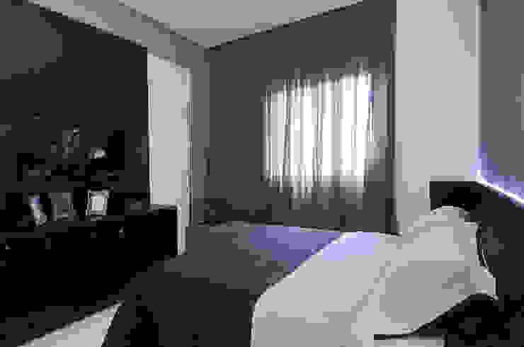 A31 Residência Quartos modernos por Canisio Beeck Arquiteto Moderno