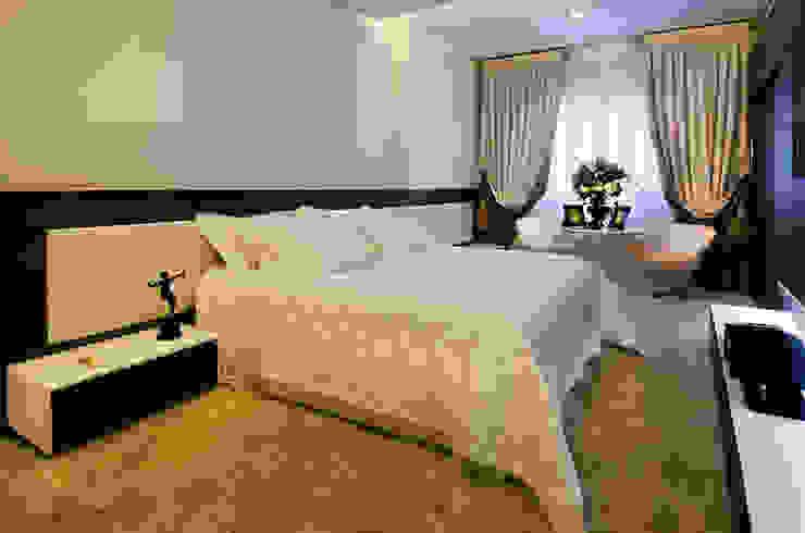 Dormitorios de estilo moderno de Canisio Beeck Arquiteto Moderno