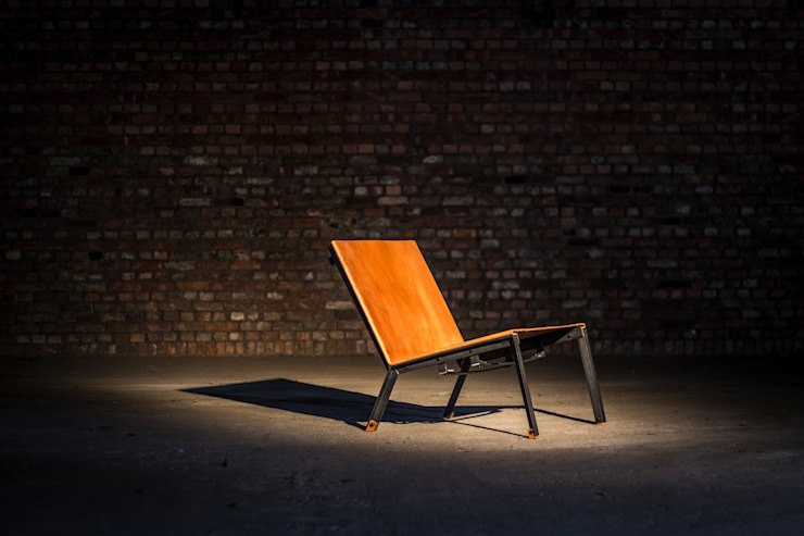 L3 lage stoel van Jan Jacobs Eclectisch