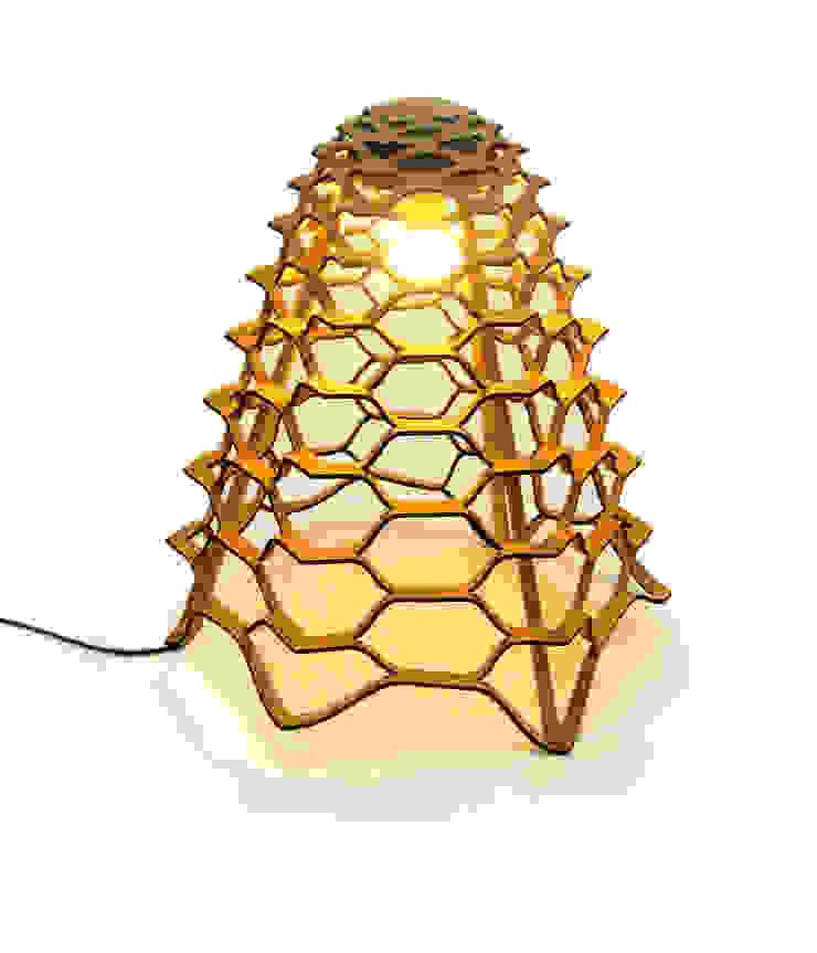Gaea - Corkmatters floor lamp van Tiago Sa da Costa Studio Mediterraan