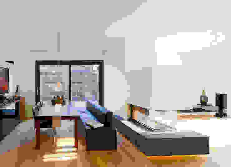 Ferreira | Verfürth Architekten의  다이닝 룸
