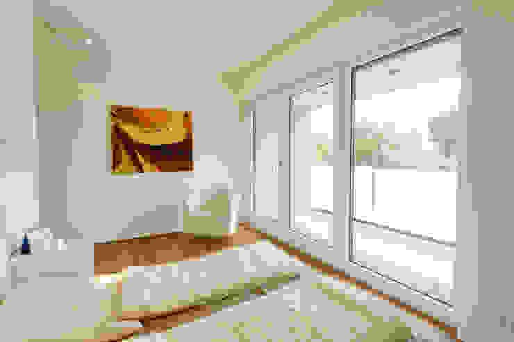 Haus STS Moderne Schlafzimmer von Ferreira | Verfürth Architekten Modern