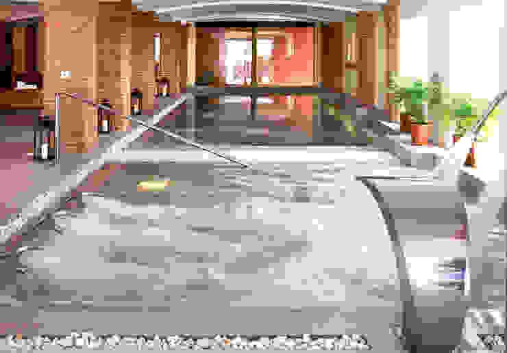 Hotel La Bobadilla GL***** Hoteles de estilo mediterráneo de Estudio de arquitectura Jesús del Valle Mediterráneo