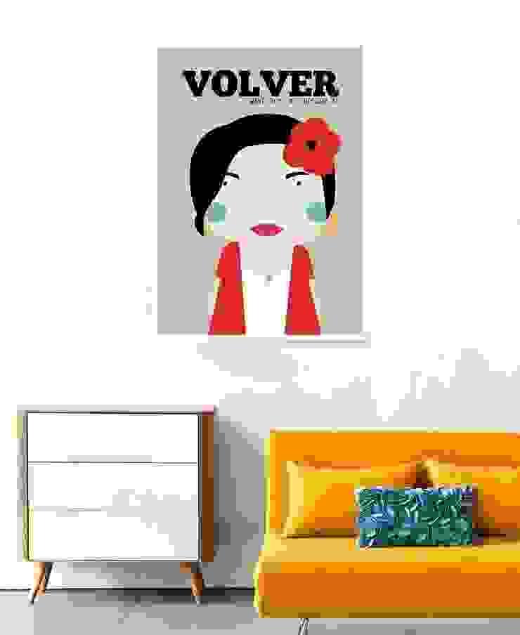 Salon moderne par JUNIQE Moderne