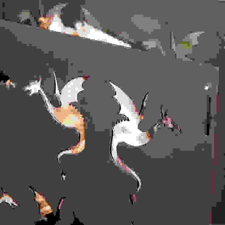 Draken vuurkorf Classic van Maandag meubels Scandinavisch