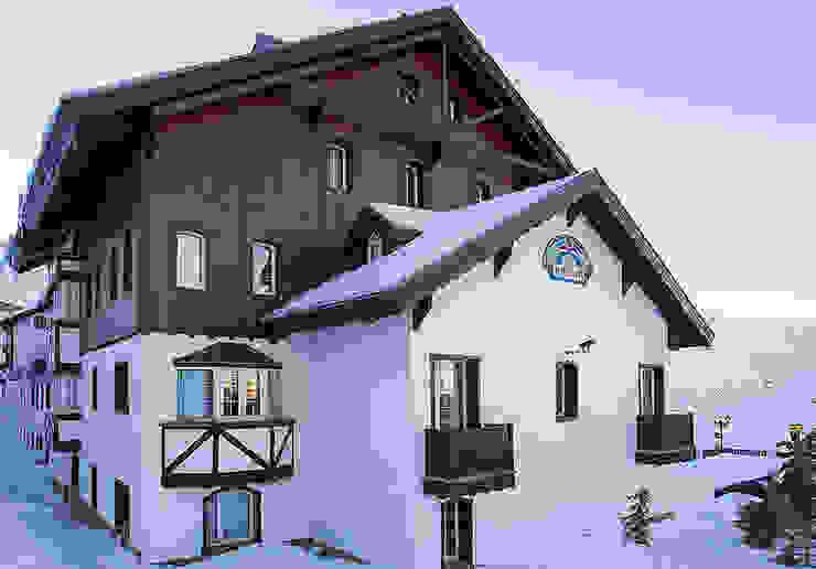 Hotel Rumaykiyya ***** Hoteles de estilo escandinavo de Estudio de arquitectura Jesús del Valle Escandinavo
