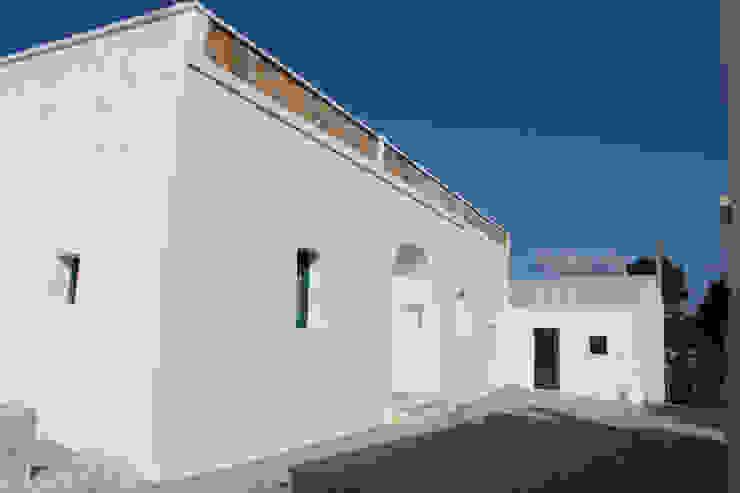 Casas de estilo rural de Antonio D'aprile Architetto Rural