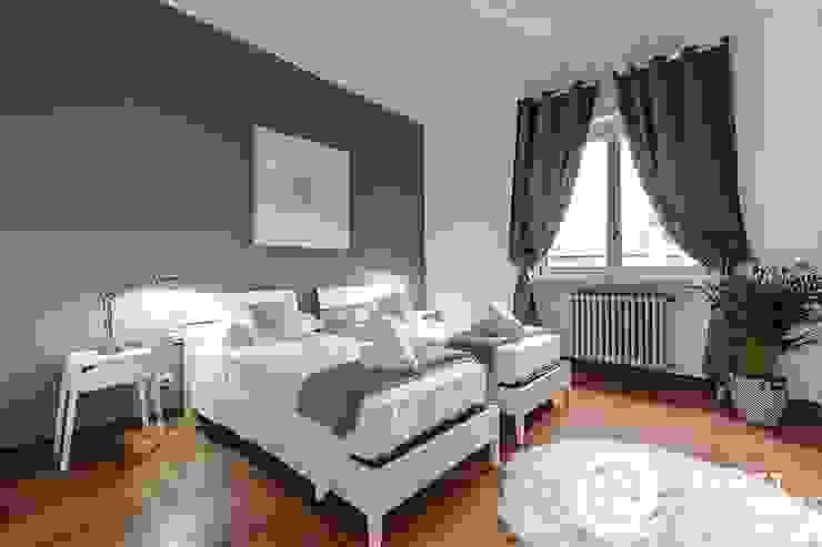 غرفة نوم تنفيذ Architrek, حداثي